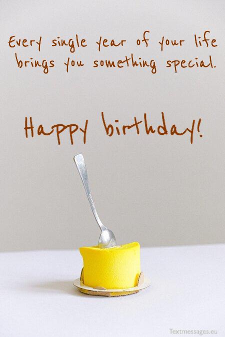 Birthday anniversary messages