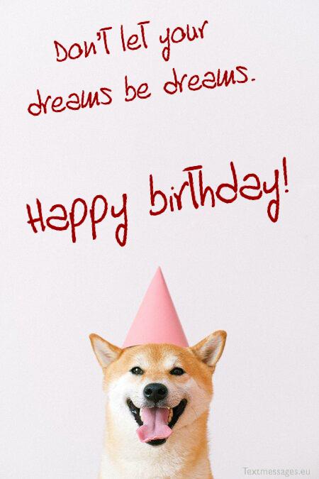Happy birthday anniversary greetings