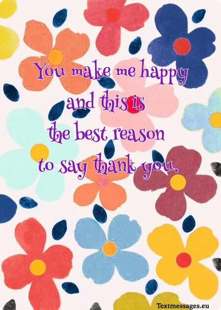 appreciation messages for friends
