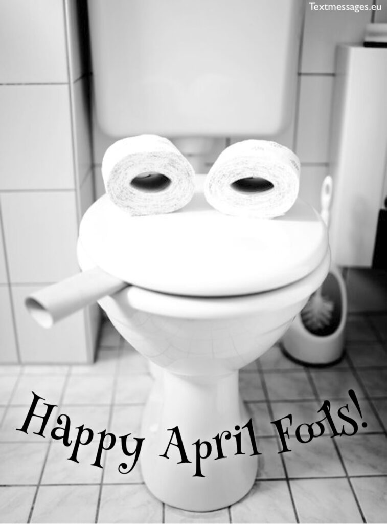 April Fools day messages for friends