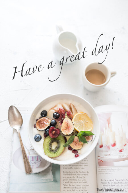 Best good morning quotes for my friend