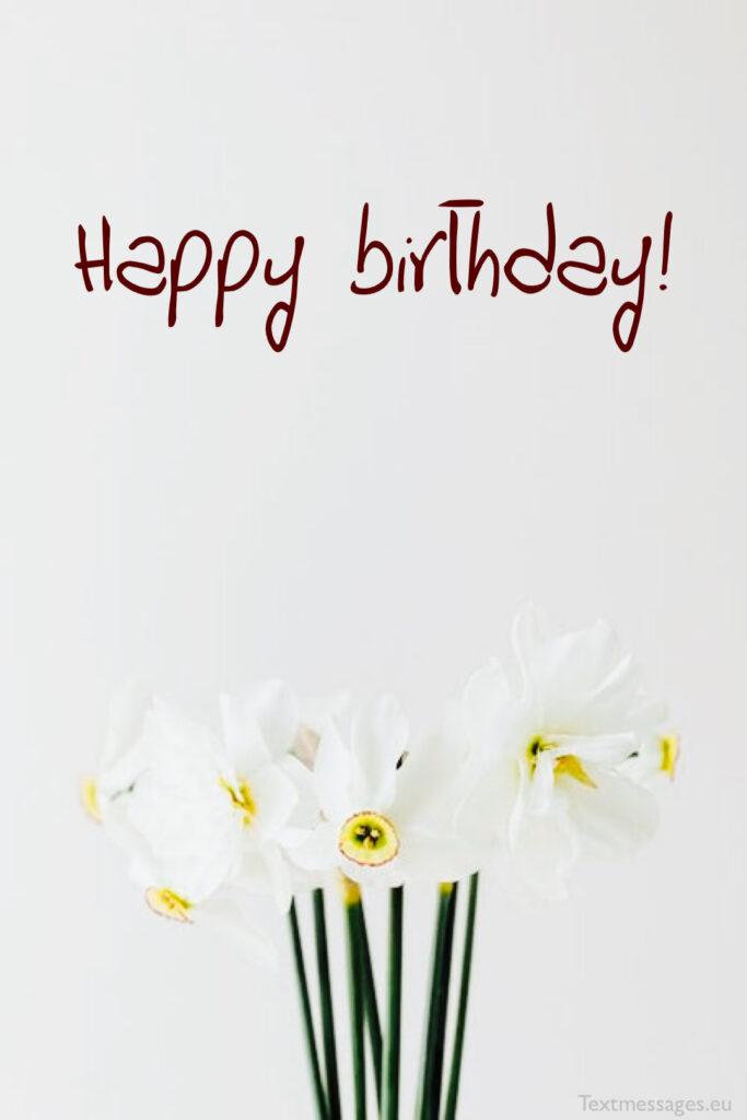 birthday greeting for teacher