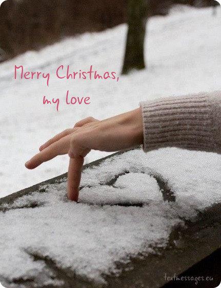 christmas card for boyfriend