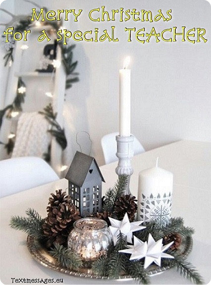 christmas image for teacher