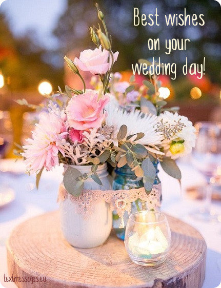 congratulations on wedding
