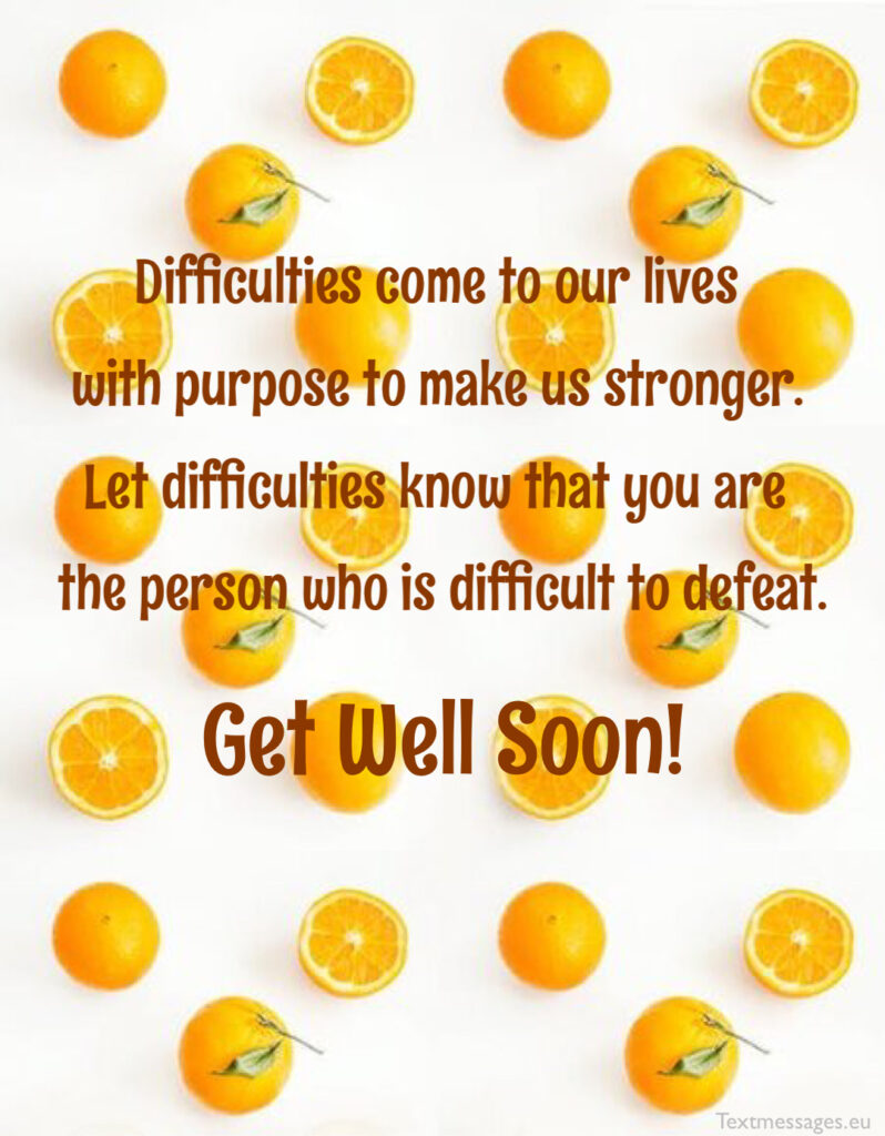 Get well messages for boss