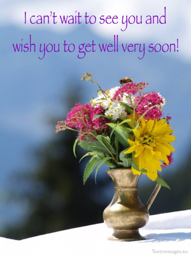 get well messages for friend