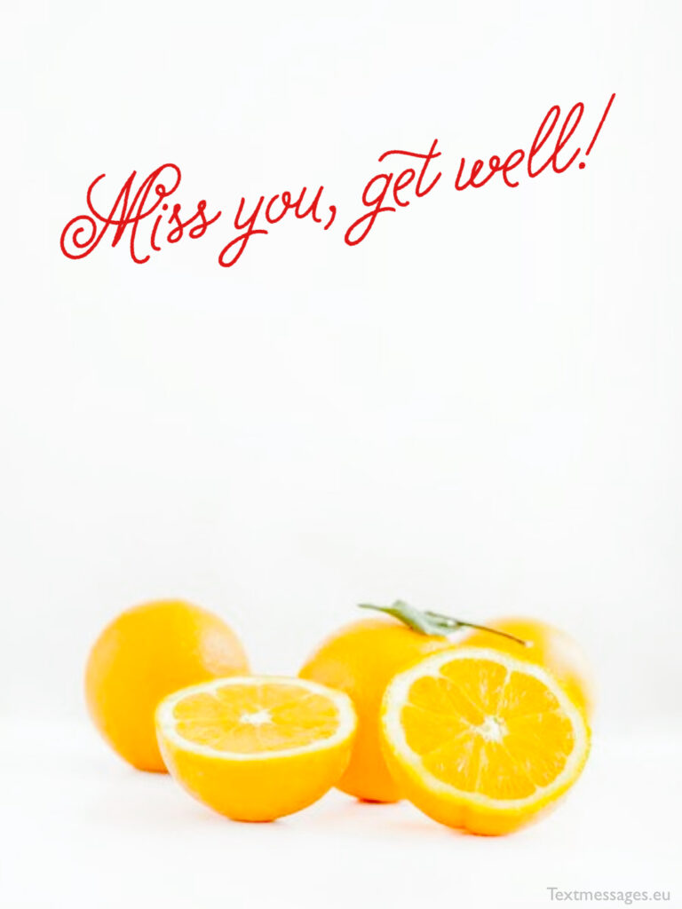 Get well quotes for friend
