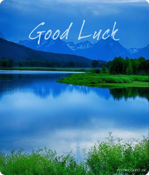 good luck image