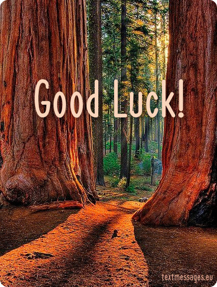good luck images