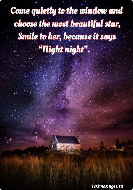 50 Good Night Messages For Friends With Images