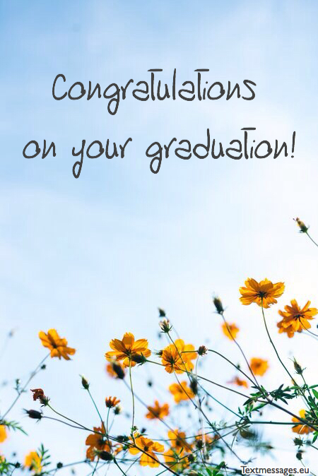 graduation greetings for friends