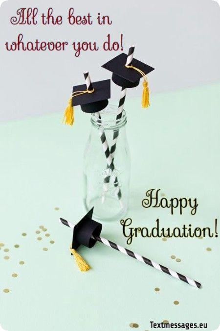Top 50 Graduation Messages For Friends | Textmessages.eu