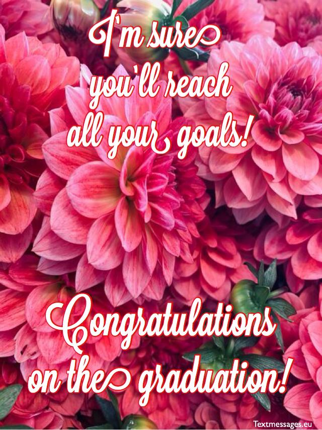 graduation messages for friends