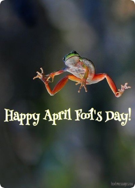 happy april fools day image