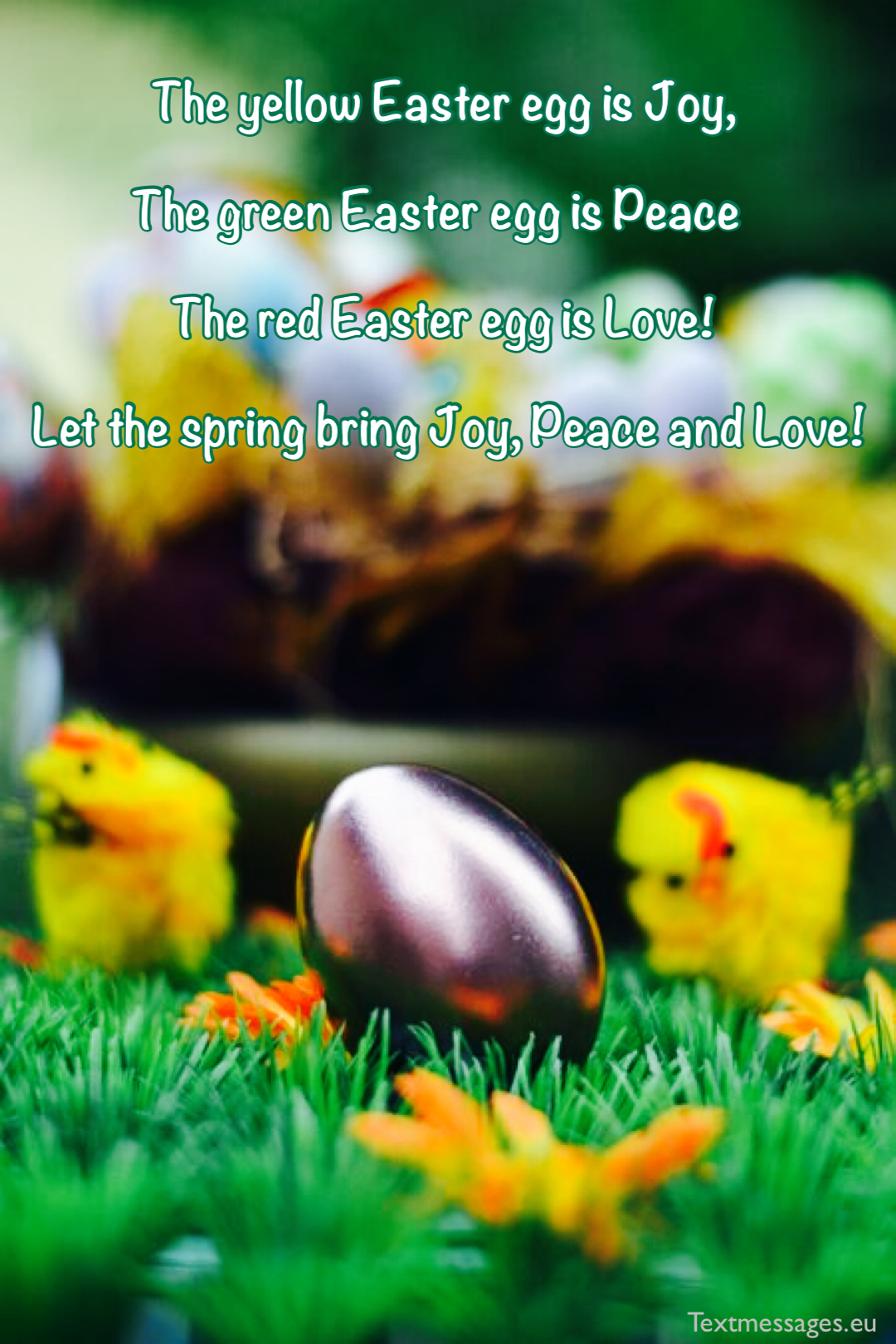 Top 55 happy easter messages for friends with images happy easter quotes for friends m4hsunfo