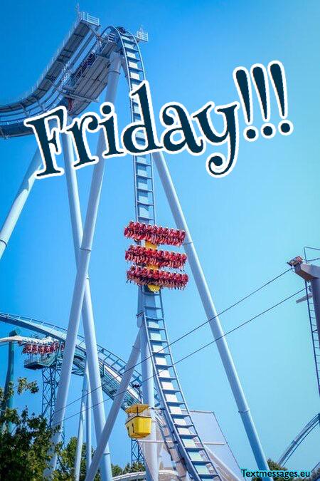 Happy Friday to everyone