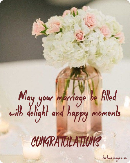 happy marriage messages
