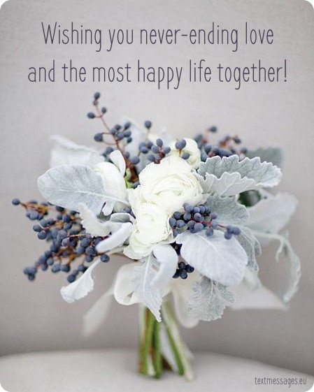Best Time Of Day For Wedding: 70 Short Wedding Wishes, Quotes & Messages (With Images