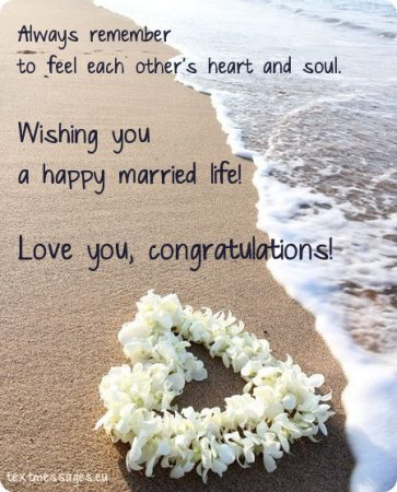 happy marriage wishes