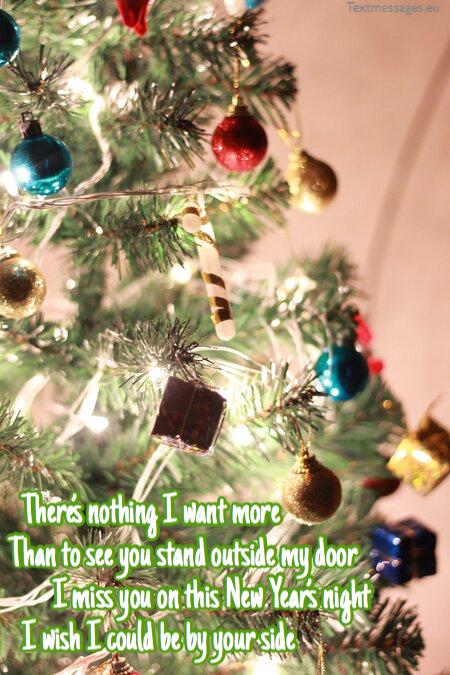 Happy New Year poems