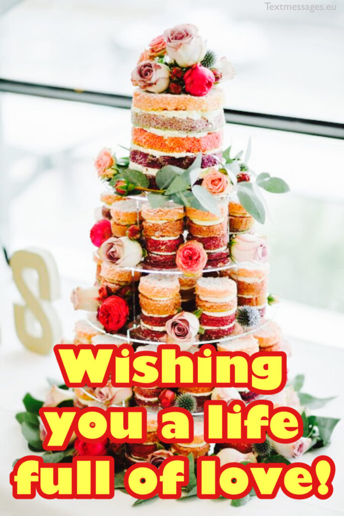 Happy wedding day wishes for brother