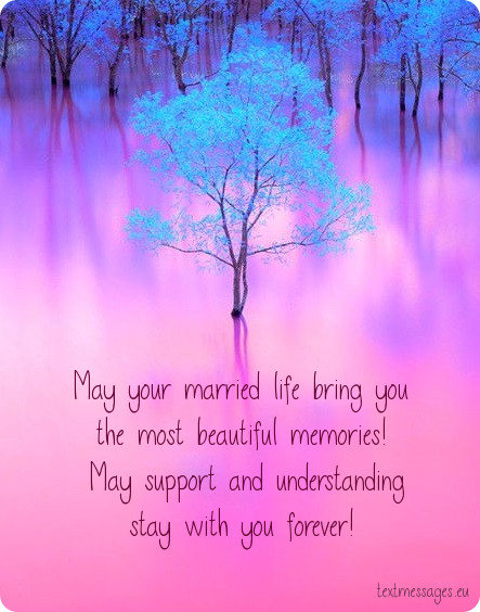 70 short wedding wishes quotes messages with images happy wedding quotes m4hsunfo Choice Image