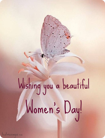 happy-women's day greeting