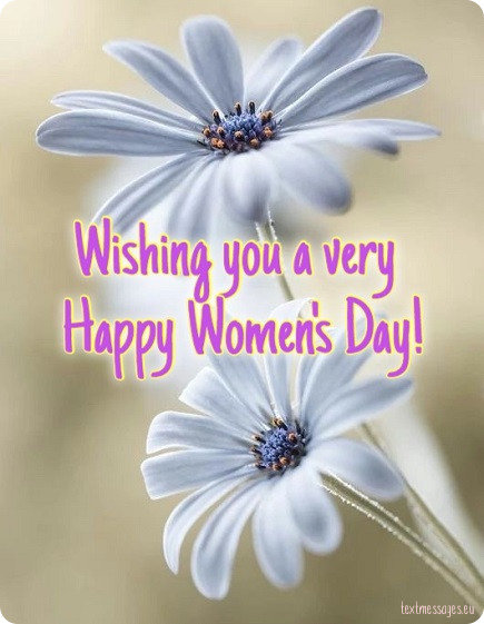 happy women's day message for teacher