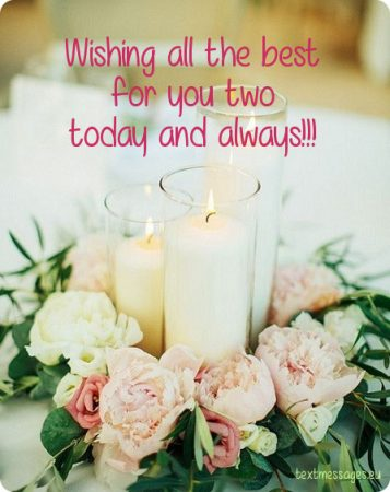 marriage wishes card