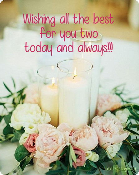 70 short wedding wishes quotes messages with images marriage wishes card m4hsunfo