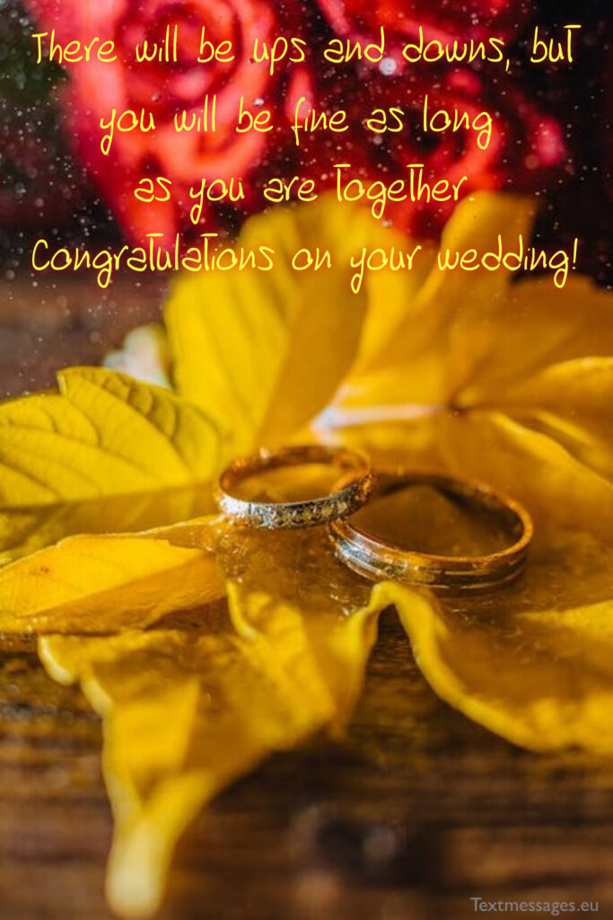Marriage wishes for brother