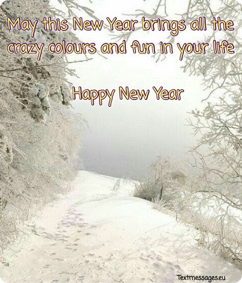 50 Happy New Year Wishes For Friends & New Year Cards For Friends