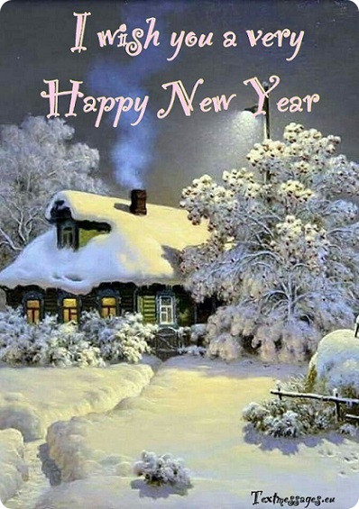 new year image for friends