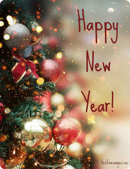 new year messages for family