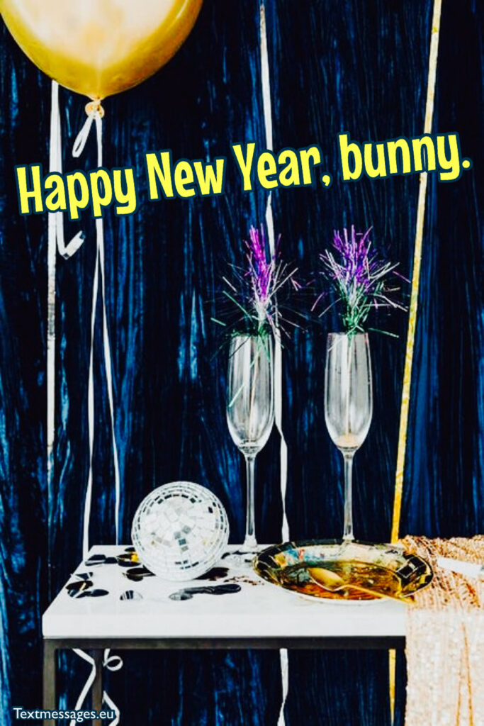 Happy New Year quotes to husband