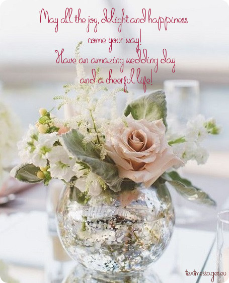 Short Wedding Quotes.Short Wedding Wishes Quotes Messages With Images