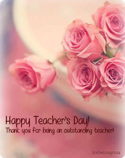 Teacher's day quotes