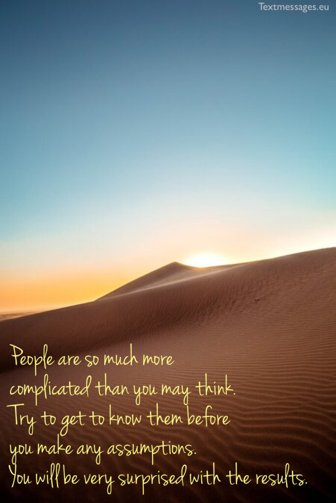 Thoughtful quotes about people