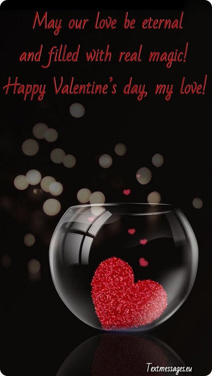 Top 50 Sweet Valentines Day Messages For Him Boyfriend Or Husband