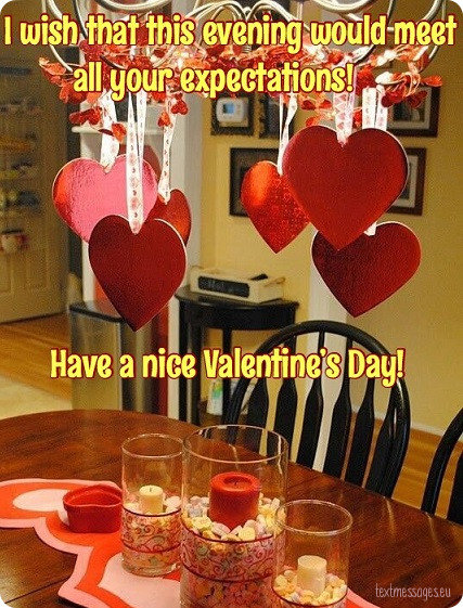 valentine's day greeting for friends