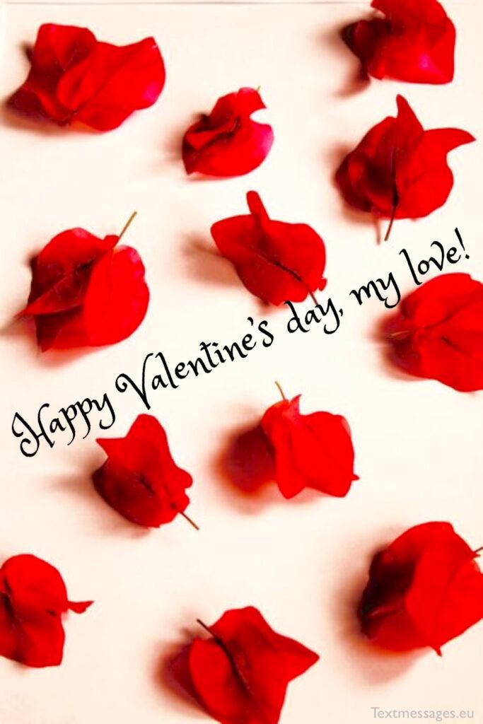 valentine's day message for boyfriend
