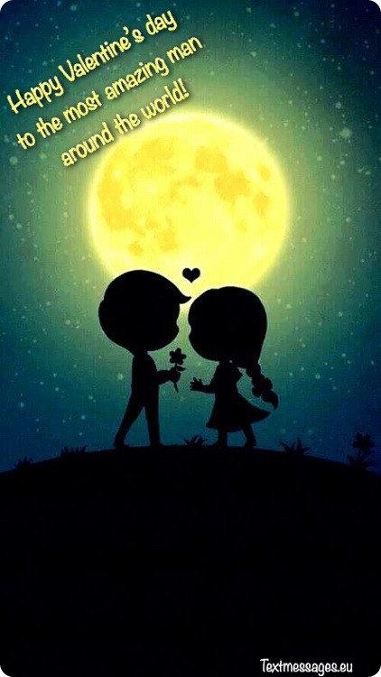 valentine's day wish for him
