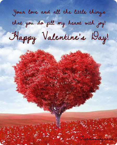 Top 50 Sweet Valentine's Day Messages For Him (Boyfriend Or