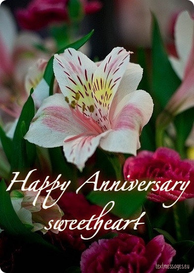 wedding anniversary ecard for wife