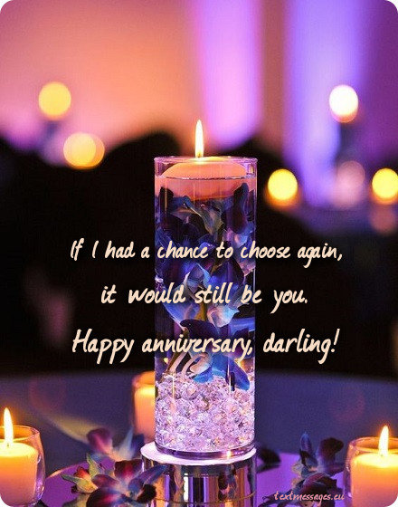 wedding anniversary image for husband