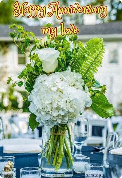 wedding anniversary image for husband
