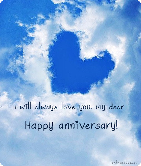 wedding anniversary image for wife
