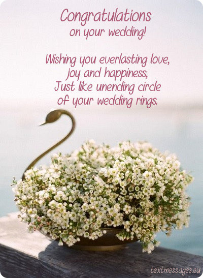 wedding ecard for friend