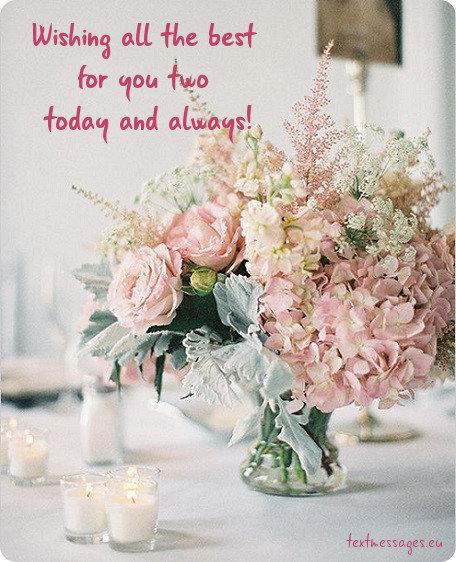 wedding greeting ecard